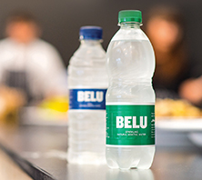Cold Beverages : Water