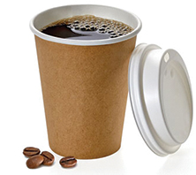 Takeaway Coffee Cups - Compostable, Recyclable and Biodegradable