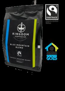 Blue Mountain Fairtrade Coffee Beans 500g bag