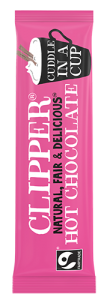 Clipper Fairtrade Hot Chocolate Sachets 30 x 28g