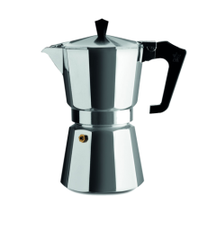 Pezzetti Italexpress 3 Cup Moka Pot Aluminium