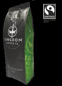 Pura Vida Fairtrade Beans  1kg