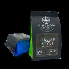 Fairtrade Italian Style 100% Arabica 227g