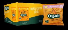 Organix Melty Carrot Puffs 24 by 20g