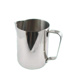 Foaming Jug with straight sides (600ml)