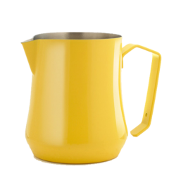 Motta Tulip Milk Frothing Jug - Yellow (500ml)