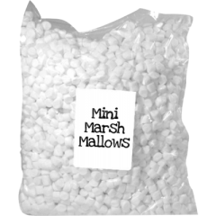 Mini Marshmallows - Gluten free (single 150g bag)