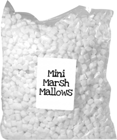 Box of Mini Marshmallows - Gluten free - 15 x 150g