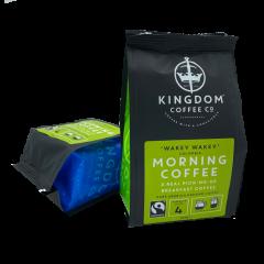 "Fairtrade ""Wakey Wakey"" Coffee - 227g"