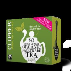 Clipper 1 x 80 Organic Fairtrade Everyday Tea