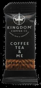 Kingdom Coffee Speculoos Caramelised Biscuits 1 x 300