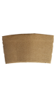 Recyclable and Compostable Clutch/Sleeve 8/10oz 1000