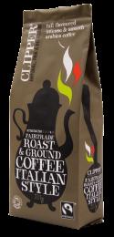 Clipper Fairtrade Organic Italian 227g