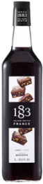 1883 Maison Routin Brownie Syrup 1 Litre
