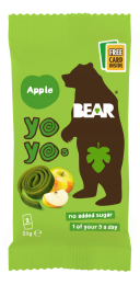 100% Fruit - Apple Yo Yo 18 x 20g