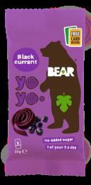 100% Fruit - Blackcurrant Yo Yo 18 x 20g