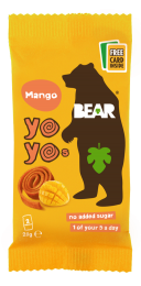 100% Fruit - Mango Yo Yo 18 x 20g