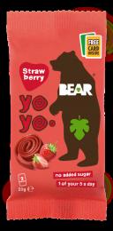 100% Fruit - Strawberry Yo Yo 18 x 20g