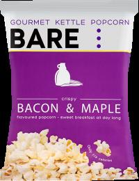 BARE Bacon & Maple Popcorn
