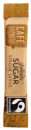 Fairtrade Cafe Express Brown Sugar Sticks