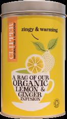 Caddy - Lemon and Ginger Tea