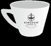 Kingdom Branded Cappuccino Cup (12oz)