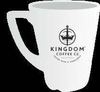 Kingdom Branded Latte Mug (12oz)