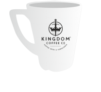 Kingdom Branded Latte Mug (8oz)