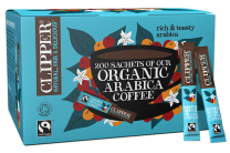 Clipper Fairtrade Organic Instant Coffee Sticks 1 x 200