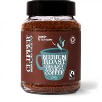 Clipper Fairtrade Organic Medium Roast Arabica 200g