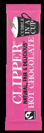 Clipper Fairtrade Hot Chocolate Sachets 100 x 28g