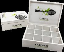 Clipper 12 Compartment Display Box - Empty