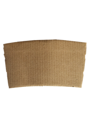 Recyclable and Compostable Clutch/Sleeve 12/16oz 1000