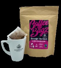 Fairtrade Colombian Coffee Bagz 30 x 8g