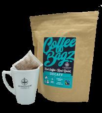 Fairtrade Decaff Coffee Bagz 30 x 8g