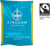Decaffeinated Fairtrade 50 x 50g
