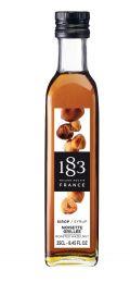 1883 Roasted Hazelnut Syrup 25cl