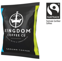 Cafe Bonito Fairtrade Coffee  50 x 3 pint