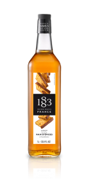 1883 Gingerbread Syrup 1 Litre