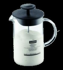 Bodum Latte Milk Frother 0.25l 8oz - Black