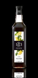 1883 Maison Routin Lemon Iced Tea Syrup 1 Litre