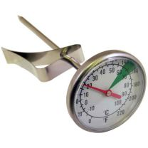 Motta Dual Dial Frothing Thermometer