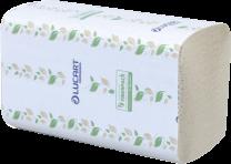 Eco Natural Fibrepack Dispenser Napkins 40 x 150