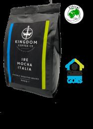 Ire Mocha Italia Coffee Beans 500g bag