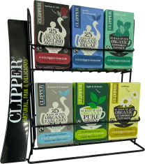 Clipper Core Selection with Branded Display Stand