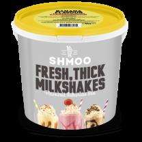 Shmoo Banana Thick Milkshake Mix 1.8kg Tub