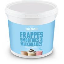 Iglooh Dairy Free Frappe Smoothie & Milkshake Mix 2kg