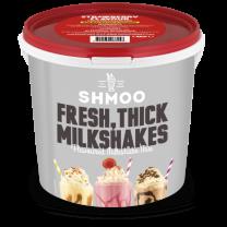 Shmoo Strawberry Thick Milkshake Mix 1.8kg Tub