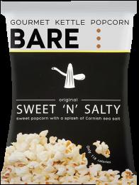 BARE Sweet 'n' Salty Popcorn
