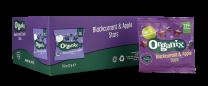 Organix Blackcurrant & Apple Stars 50 x 12g